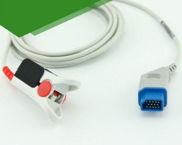 Nihon-Kohden-adult-Spo2-SpO2-Sensor-14-001