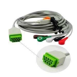 ECG-CABLE -MARQUTTE -5LEAD