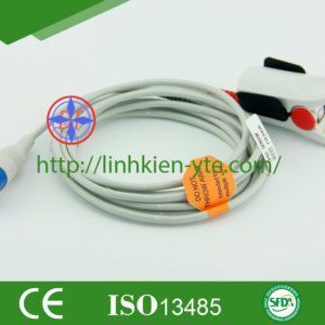 cam bien spo2-8pins-philips