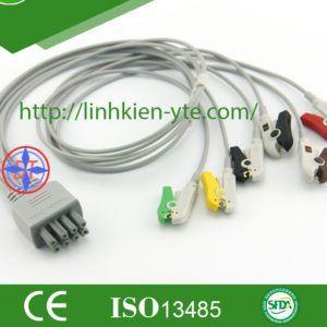 lead wires - nihon kohden 6 lead